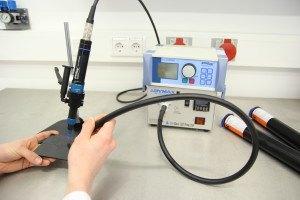 preeflow Dispenser im Test für Klebstoffdosierung