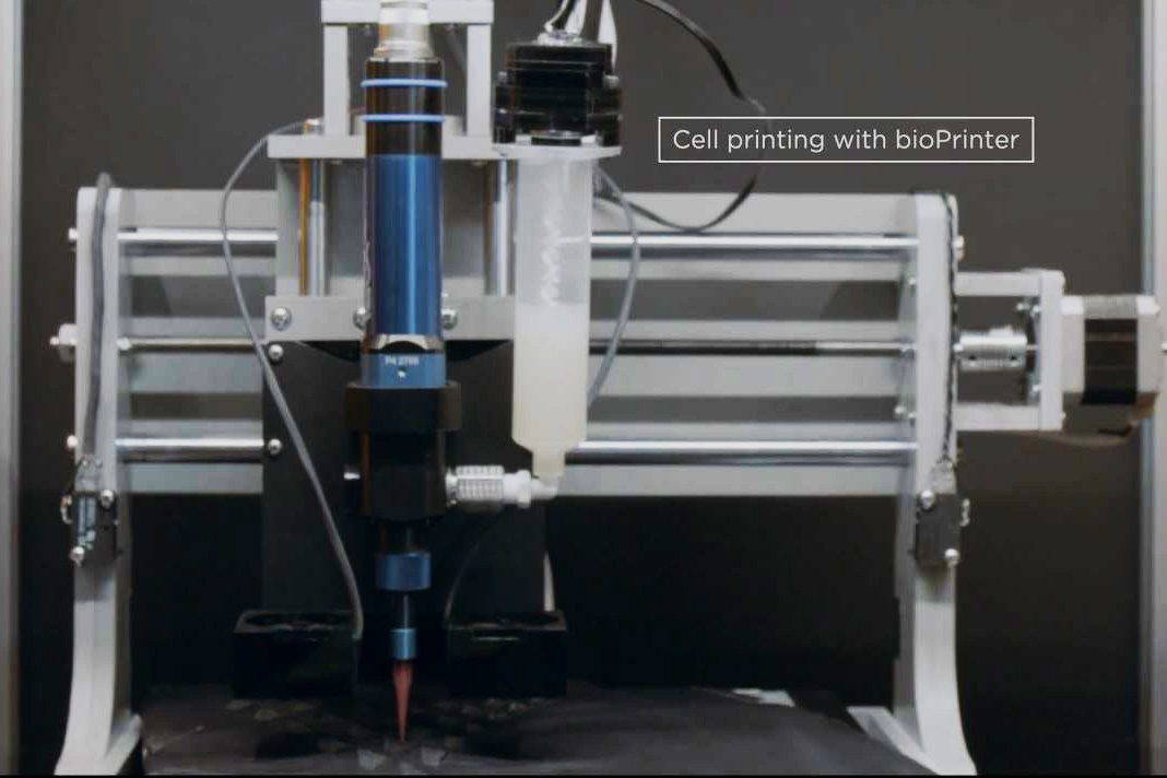 3D Druck flexibler Materialien mit dem preeflow eco-PEN für die Zukunft des 3D Druckes