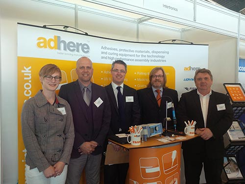 preeflow besucht Intertronics England