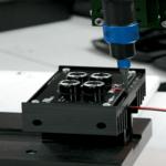 automatisierte Dosierung von Silikon - mit preeflow