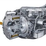 Electric motor of the Porsche Spyder 918 (Source: Porsche)