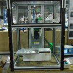 preeflow Dispenser im Einsatz bei Parkinson Harness Technology. Für verringerten Materialverbrauch.