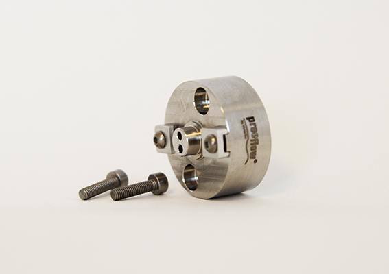 Adapter für Bajonet Mischer zu eco-DUO330 / 450