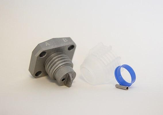 Adapter für MS und ME Mischer zu eco-DUO600