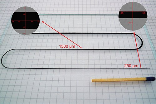 Preeflow Dosierraupe Verfahrengeschwindigkeit
