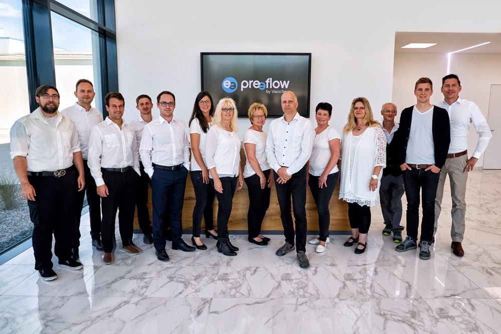 The team behind the brand preeflow