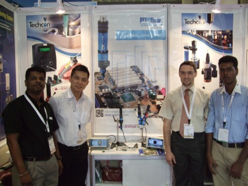 preeflow-news-messe-productronica_india_01