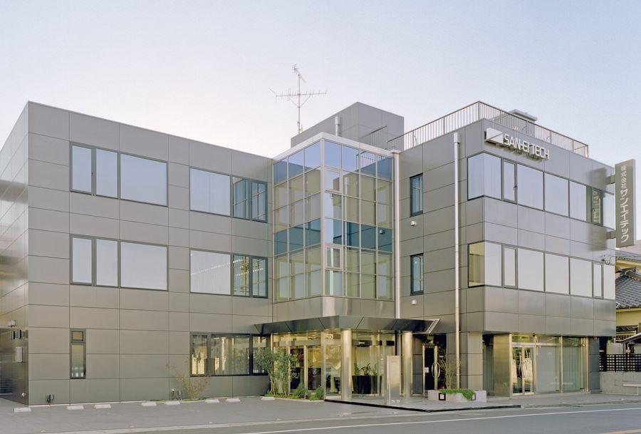 preeflow distributor SAN-EI-TECH Tokyo office