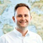 Business Development Manager Steffen Garbe