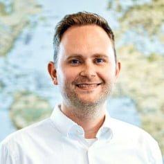 Steffen Garbe, Business Development preeflow