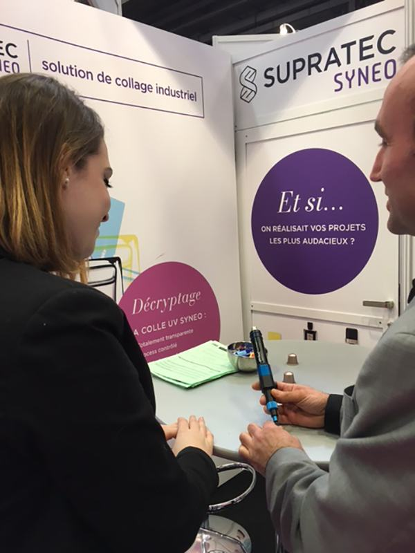 Supratec Syneo at the PCD Paris with a preeflow eco-PEN