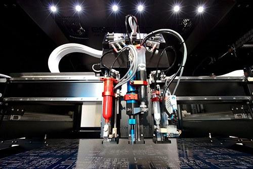 High-Speed Dispenser Tarantula with integrated eco-PEN