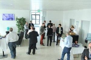 Praxisseminar 2015 im Hause ViscoTec in Töging am Inn